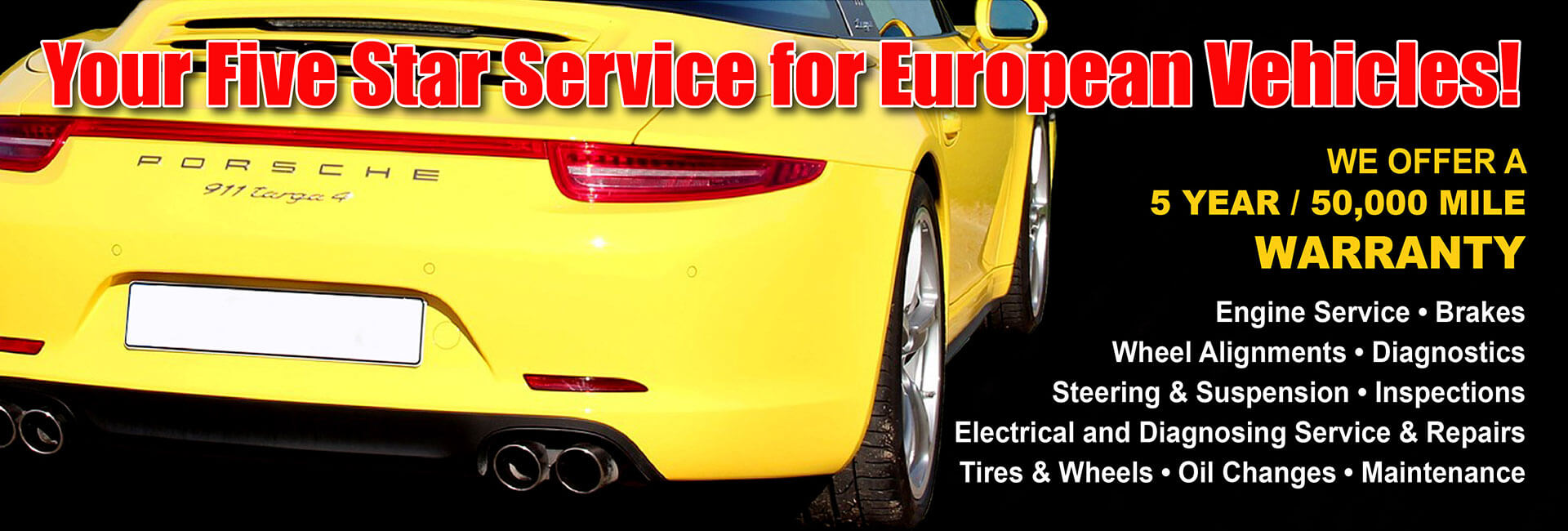 European Auto Repair Pottstown