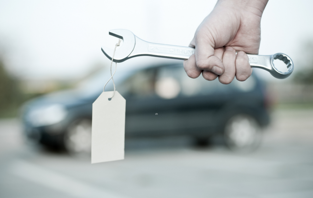 financing auto repair